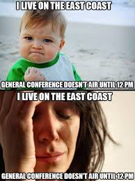 Morman Memes - 12 funniest mormon memes from conference weekend lds living