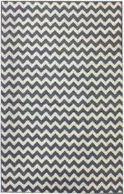 Black And White Zig Zag Rug Chevron Rug Ebay