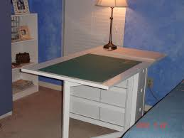 Ikea Gateleg Table by The Gator Quilter