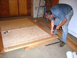 garage doors diy buildrage doorbuild door header doors plans