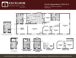 schult independence 7632 62 4 excelsior homes west inc