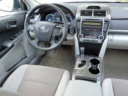 2005 Camry Interior Camry Hybrid Le Interior Photo Courtesy Michael Karesh The