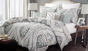 bed u0026 bedding nicole miller bedding comforter set in white for