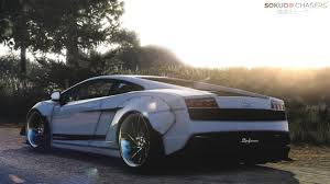 lamborghini gallardo lamborghini gallardo superleggera libertywalk add on replace