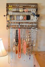 bracelet necklace organizer images Wooden jewelry organizer pictures photos and images for facebook jpg