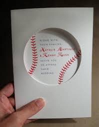 baseball wedding invitations best 25 baseball wedding shower ideas on baseball