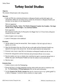 lesson plans for social studies free teachers thanksgiving