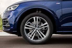 audi q5 rims and tires 2018 audi q5 spec drive review motor trend
