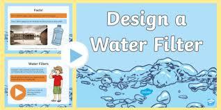Challenge Water Challenge Water Filter Powerpoint