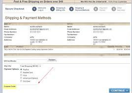 lighting the web coupon coupon instructions how where to enter promo codes for specific