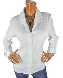 foxcroft blouses foxcroft womens top l nwt collar blouse casual shirt white