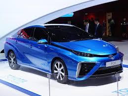 hydrogen fuel cell cars creep the allen report october 2014