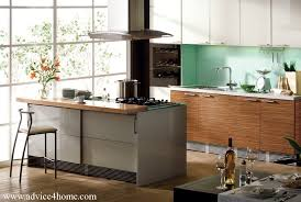 brown and white kitchen cabinets modern kitchen designs advice for home