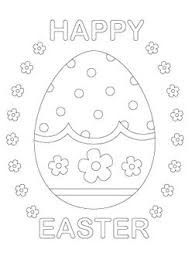 8 easter images egg coloring free easter