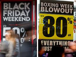 where the best black friday deals black friday or boxing day where canadians can get the best deals