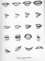how to draw lips u0027 in drawing references and resources