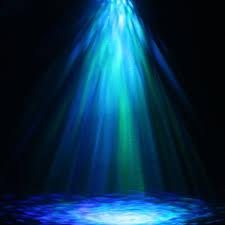 niubier disco lights dj lights strobe light 7 colors water wave