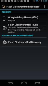 clockworkmod apk rom manager apk for android