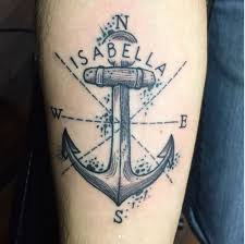 50 meaningful anchor tattoos for 2018 tattoosboygirl