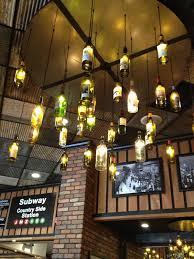 Bar Light Fixture 20 Cool Basement Lighting Ideas Hative