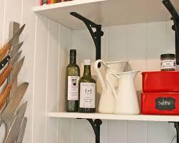 Shabby Chic Shelf Brackets by Vintage Iron Shelf Brackets Houzz