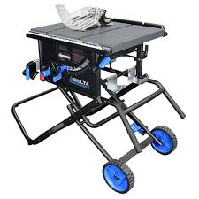 black friday 6020 delta home depot delta 36 6020 10 inch portable table saw with stand 30 in rip
