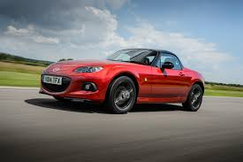 mazda uk mazda launches 25th anniversary limited edition mx 5