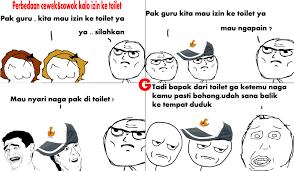 Meme Comic Terbaru - bbm meme comic lucu