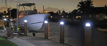 solar led dock lights battery watering systems marine dock products solar dock lights