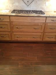 remodel old kitchen design with ceramic tile flooring that looks