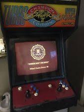 Street Fighter 3 Arcade Cabinet Street Fighter Arcade Ebay