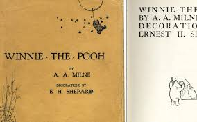 house at pooh corner a a milne quote u0027sometimes u0027 said pooh u0027the smallest th