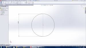 tutorial how to make a basic sphere in solidworks grabcad