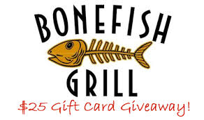 bonefish gift card bonefish grill a delicious recipe giveaway