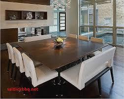 cuisine carré table carree blanche avec rallonge pour idees de deco de cuisine
