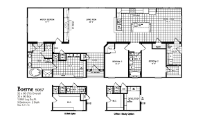 100 karsten floor plans skyline sunset ridge series