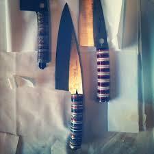 florentine kitchen knives by tomer botner