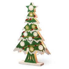 national tree company wood look sided santa hayneedle