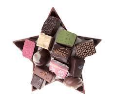 christmas gift ideas ganache chocolate