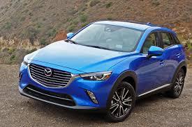 mazda suv models 2015 2016 mazda cx 3 review autoweb