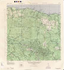 Map Of Kingston Jamaica Jamaica Ams Topographic Maps Perry Castañeda Map Collection Ut