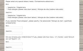 wedding rsvp websites create a dual language or multi lingual wedding website