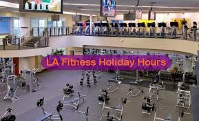 la fitness hours sportstle