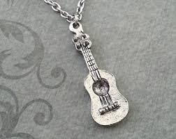 guitar necklace images Guitar necklace etsy jpg