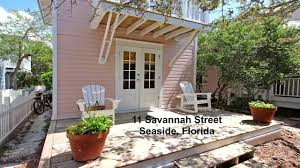 seaside florida 1 br cottage rental sea for two youtube