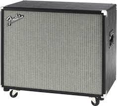 Peavey Classic 115e Cabinet Fender Bassman 115 Neo Bass Speaker Cabinet 350 Watts 1x15