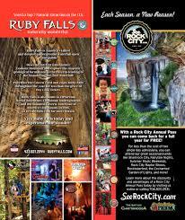 halloween city shelbyville rd each season a new reason see rock city ruby falls ruby