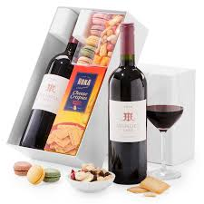wine gifts mendel finca remota wine snacks delivery in germany by