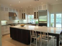 Kitchen Island With Table Seating Uncategorized Kitchen Island And Table Combo With Island