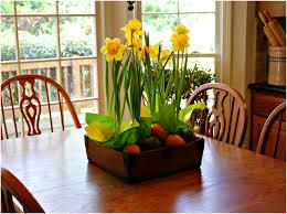 kitchen ideas flower centerpiece ideas dining room table